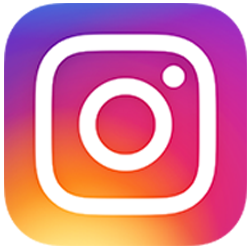 instagram social media icon design template vector png 127006